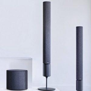 Loewe Klang 5 audio met subwoofer