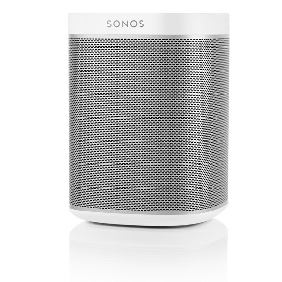 how to connect sonos play 1 to tv
