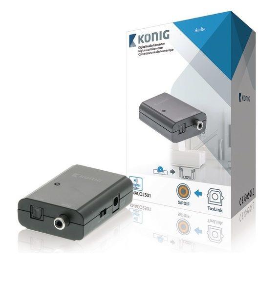 KONIG Digital Audio Converter KNACO