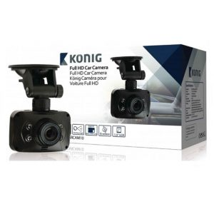 KONIG Full HD Car Camera SAS CarCam 10