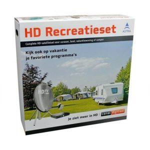 HD Recreatie Set CANAL digitaal