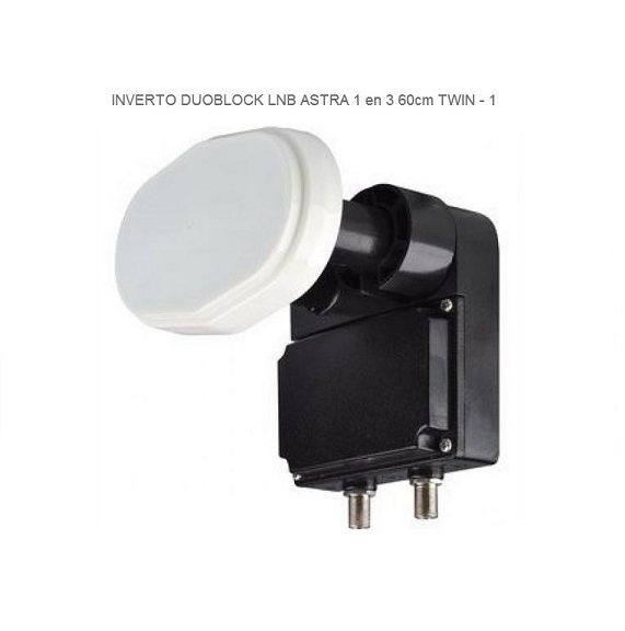 Inverto Duoblock LNB TWIN